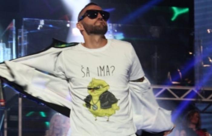 Nenad Aleksić SHA - Klub muzičara